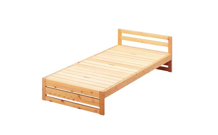 ひのきのベッド スタンダード