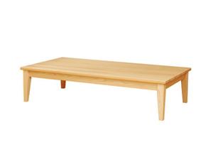 ダイニングテーブル ロー