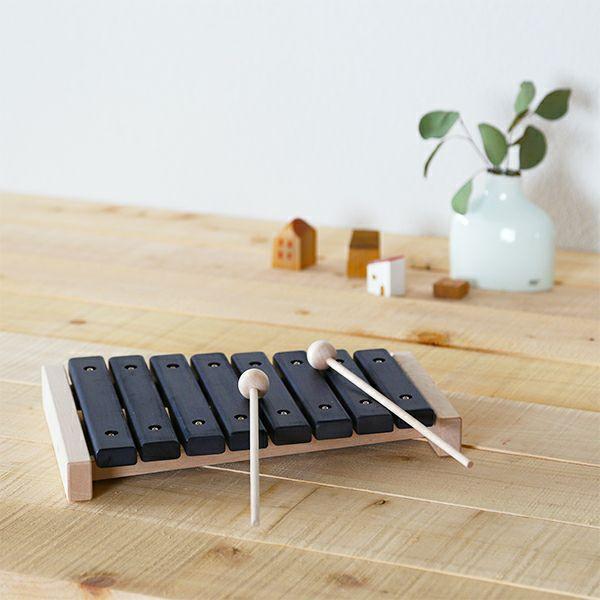 おもちゃ 楽器 ひのき