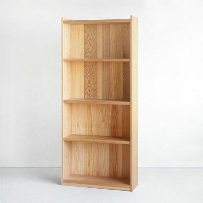 本棚 リビング 収納 杉