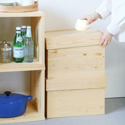 キッチンのストック食品などを収納<br>cha-baco / waku