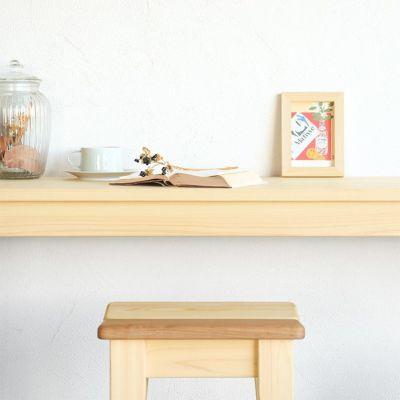 お気に入りのポストカードをディスプレイ<br>フォトフレーム / サクラスツール 60<br>ダイニングテーブル D -EASY ORDER-