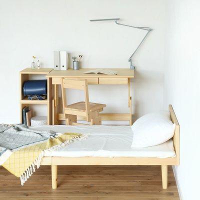 収納家具をプラスして、使い勝手の良い子ども部屋を<br>ベーシックセット 01 / ベッドF スタンダード(SS)/ waku