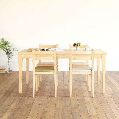 家族が集まる食卓の中心に選びたい<br>Dチェア basic color(オリーブグリーン、撥水ホワイト)<br>Dチェア / ダイニングテーブル D -EASY ORDER-